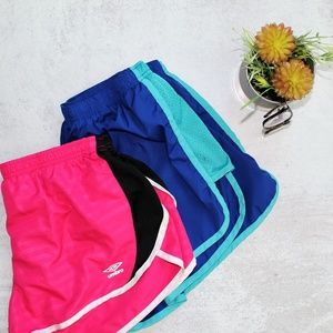 Athletic Shorts 2 Pair Bundle Women's Size Large